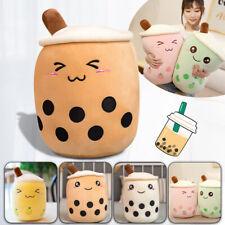 11 Colors Bubble Tea Boba Cup Soft Stuffed Plush Pillow Cushion Kawaii Cute Toy