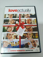 Love Actually Hugh grant Liam Neeson Emma Thompson Rowan Atkinson DVD