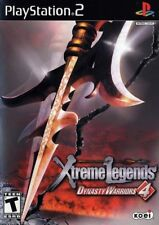 Dynasty Warriors 4: Xtreme Legends (Sony PlayStation 2, 2003) NO MANUAL