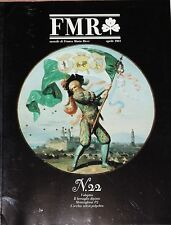 Rivista d'arte FMR (mensile di Franco Maria Ricci - n°22 1984  1/16