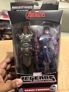 "NIP Marvel Legends Marvels Hawkeye Action Figure Infinite Series Avengers 7"" New"