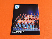 N°210 EQUIPE PART 1 OLYMPIQUE MARSEILLE OM PANINI FOOT 2008 FOOTBALL 2007-2008