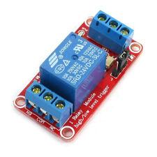 DC24V 1 Canale accoppiatore ottico conducente borda di modulo rele' rosso. H2T7