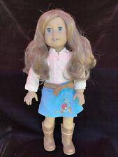 American Girl Doll - Nicki Fleming - 2007