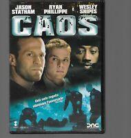 DVD CAOS, JASON STATHAM, AZIONE