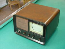 "Vintage 1940's Philco Model 48-700, 7"" Table Top Tv, Global Shipping"