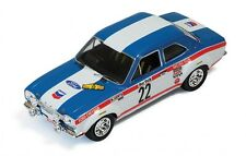 1/43 Ford Escort MK1 1600TC Chevron Racing Team ganador Rally Ypres 1970