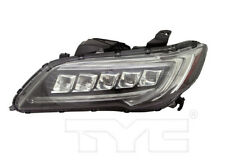TYC Left Driver Side LED Headlight Assembly for Acura RDX 2016-2018 Models