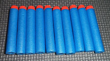 Ammo Streamlines 100 L. Blue Darts Work with Nerf Elite Blasters USA Free Ship