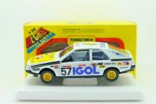 1:24 BBURAGO 9149 Renault Fuego1982 #57 Igol
