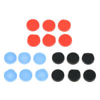6Pcs Analog Stick Cap Thumb Grips Cover for Playstation PS Vita PSV1000 2000