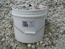 THE MINE BOSS MIX! 3 gallons of rough mine ore with assorted gems & minerals!