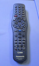 Panasonic Model # TNQ2AE009 DSS Digital Satellite Receiver Original  Remote
