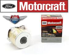 Motorcraft FD4595 Fuel Filter E350 F super duty F250 F350 7.3L V8 Diesel