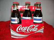 6 pack National Constitutional Center 2003   coca cola    bottles