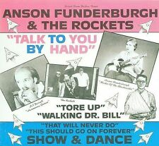 FREE US SHIP. on ANY 2 CDs! NEW CD Anson Funderburgh & the Rockets: Talk to You