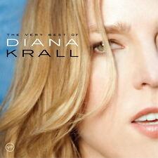 CD Album Diana Krall The Very Best (The Look Of Love) 2007 Verve