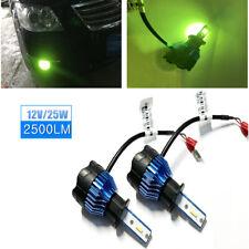 H3 LED Bulbs Super Bright 3000K 12V Fog Lights DRL Replacement for Cars Trucks