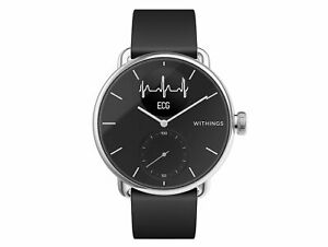Withings ScanWatch Hybrid Smartwatch 38 mm Black Genuine New