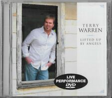 Terry Warren - Lifted Up By Angels (Live Performance Dvd) Brand New Sealed!