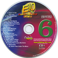 New listing Karaoke Cd+G Essential volume-10 New Collector's Edition Disc #6 in Sleeve