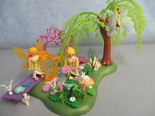 Harfenfee bosque concierto waldfee hadas feenwelt figuras figures Playmobil 3022