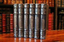 EASTON PRESS THE DECLINE AND FALL OF THE ROMAN EMPIRE BY GIBBON 6 VOL SET NEW AN