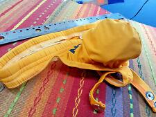N2N Bodywear Z15 Men's Orange Maverick C-Strap Thong  - Nylon/Spandex Small NEW