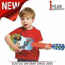 Lexibook K200PA Paw Patrol First Guitar|6 Nylon Strings|Blue/Red| 3-8 Year Kids