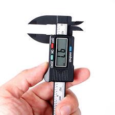 Electronic Digital LCD Vernier Caliper Gauge Measure Stone Bead Gem Jewelry Tool