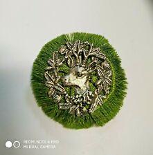 "Antique or Vintage  Hunting Badge  "" European wild Doe"" - Germany"