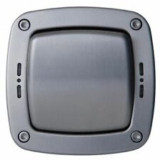 BG WPL12 IP66 Brushed Stainless Steel Outdoor Weatherproof Single Switch