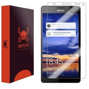 Skinomi®TechSkin Premium HD Clear Invisible Anti-Bubble Phone ScreenProtector
