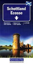 Schottland 1 : 275 000 - Regionalkarte / Straßenkarte 1359 von Kümmerly+Frey