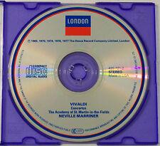 Vivaldi: Wind Concertos  / Neville Marriner, ASMF by Neil Black, Martin Gatt,...