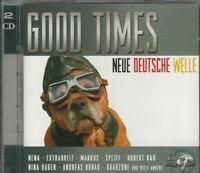 Good Times   Neue deutsche Welle 2 CDs mit Markus, Spliff UKW, Nena Hubert K usw