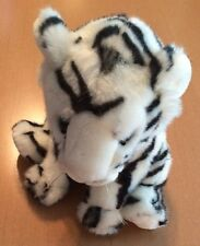 Westcliff Collection White Tiger Plush