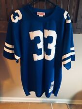 COWBOYS TONY DORSETT MITCHELL AND NESS THROWBACK JERSEY SIZE 52