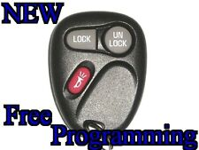 NEW CHEVY GM REPLACEMENT REMOTE KEYLESS ENTRY FOB REMOTE KOBUT1BT 15732803