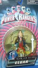 "Power Rangers Turbo Elgar with Slack Jaw Action  New 5"" Factory Sealed"