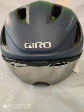 Giro Vanquish Mips Matt Black-Midnight Blue Medium 55-59cm