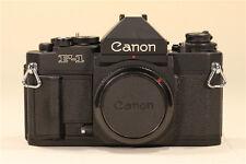 Canon New F-1 Eye Level 35mm SLR Film Camera