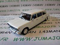 PL12U VOITURE 1/43 IXO IST déagostini POLOGNE : FIAT 125 P Jamnik limousine