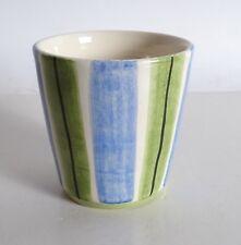 Studio Design P. Andi Vallauris Keramik Vase Topf 50/60er Jahre Mid Century