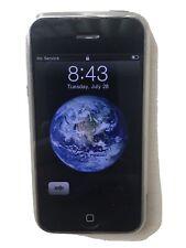 Original Apple iPhone 1st Generation - 8GB - Black (AT&T) A1203 (GSM)