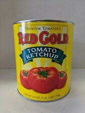 Red Gold Tomato Ketchup #10 Can