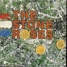 THE STONE ROSES - THE STONE ROSES (Debut/First) ALBUM: 180 GRAM VINYL LP (2014)