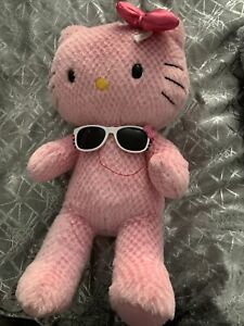 Build A Bear Bears Hello Kitty With bag And Lots Of Clothes And Accessories