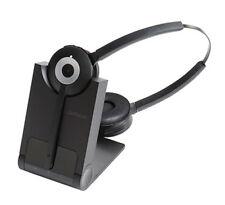 Jabra PRO 930 UC Duo Wireless USB Headset W / Noise-cancelling microphone