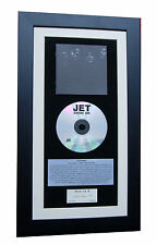 JET Shine On CLASSIC CD ALBUM GALLERY QUALITY FRAMED+EXPRESS GLOBAL SHIPPING